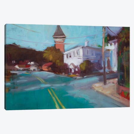 The Neighborhood I Canvas Print #EDD41} by Eddie Barbini Canvas Wall Art