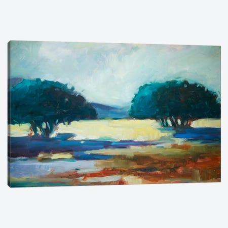 The Opening Canvas Print #EDD44} by Eddie Barbini Canvas Art Print