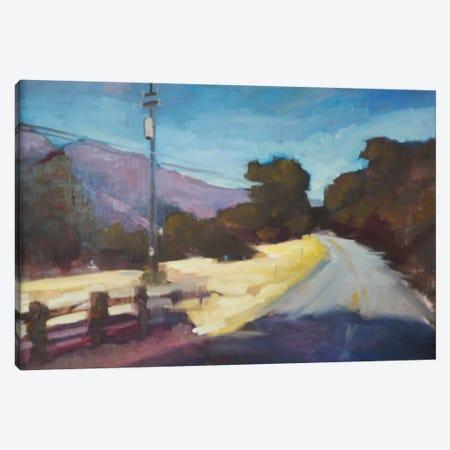 The Way Home Canvas Print #EDD47} by Eddie Barbini Canvas Print