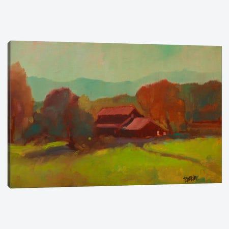Tucked Away I Canvas Print #EDD49} by Eddie Barbini Canvas Wall Art