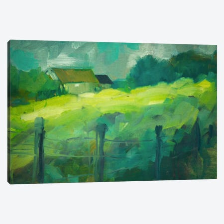 Tucked Away II Canvas Print #EDD50} by Eddie Barbini Canvas Art Print