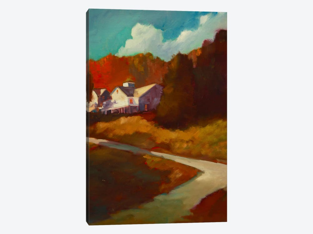 Up To The House by Eddie Barbini 1-piece Art Print