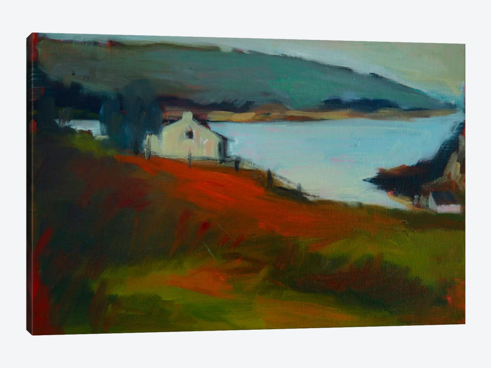 By The Water I by Eddie Barbini 1-piece Art Print