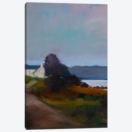By The Water II Canvas Print #EDD6} by Eddie Barbini Canvas Wall Art