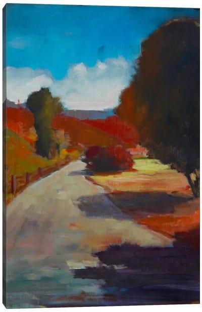 Country Road I Canvas Print #EDD8