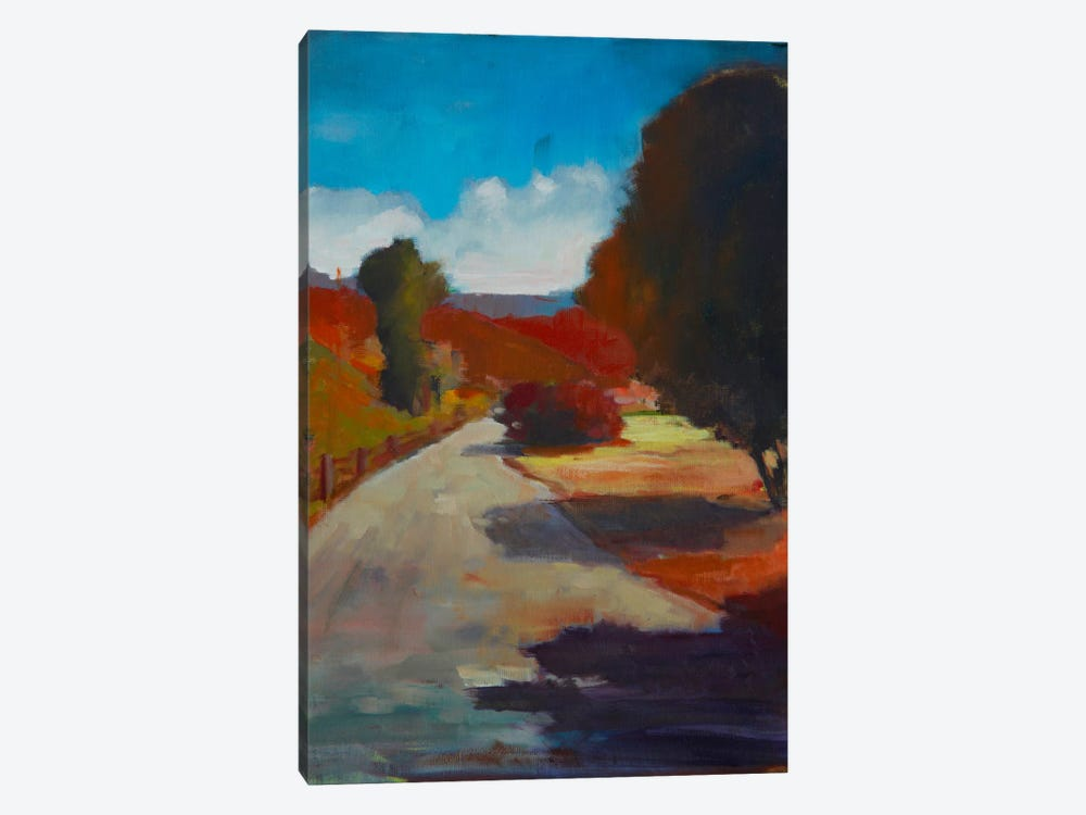 Country Road I by Eddie Barbini 1-piece Canvas Artwork