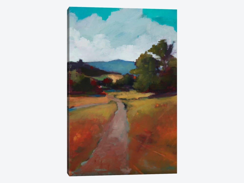 Country Road II by Eddie Barbini 1-piece Art Print