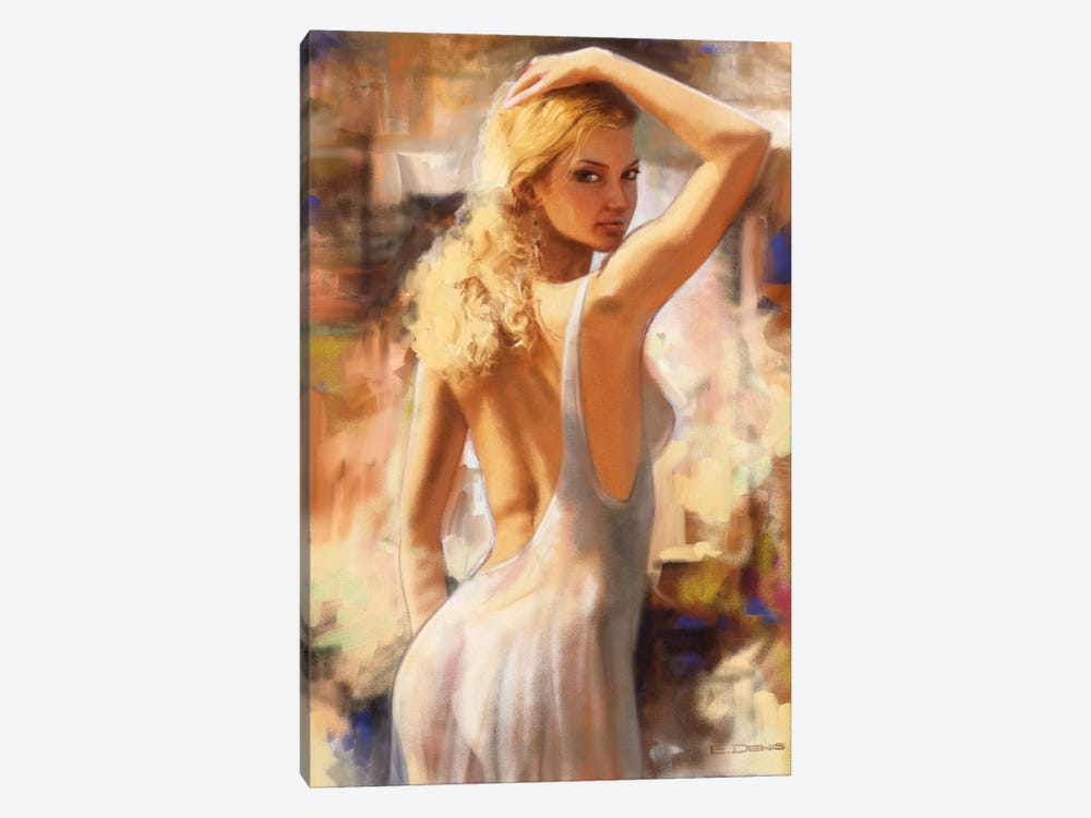 Attractive I by E Denis 1-piece Canvas Art