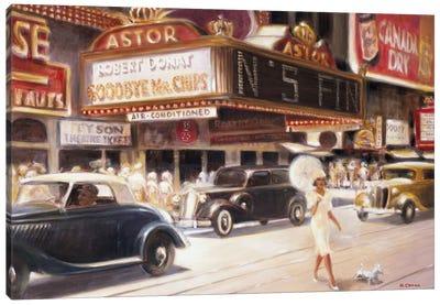 Los Angeles I Canvas Art Print