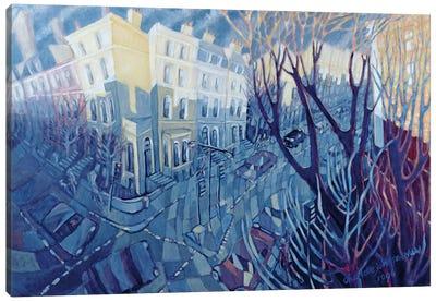 Ladbroke Grove, My Corner, 1996 Canvas Art Print