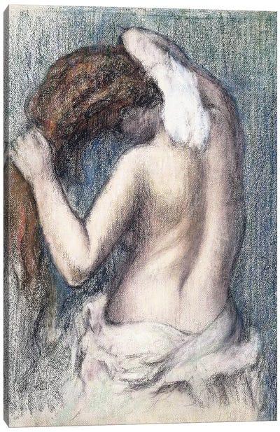 Woman Drying Herself, c.1906  Canvas Art Print