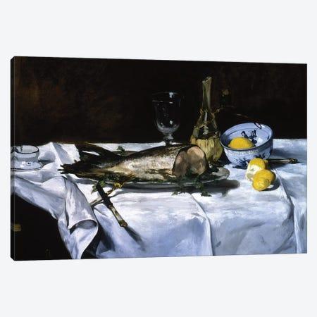 Le Saumon, c.1864 Canvas Print #EDG9} by Edouard Manet Canvas Wall Art