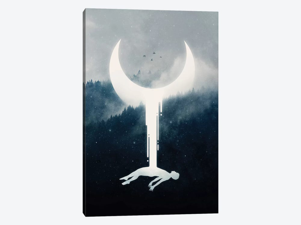 Illumination by Enkel Dika 1-piece Canvas Artwork