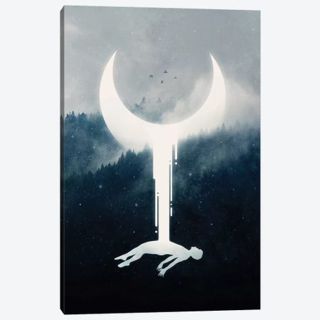 Illumination Canvas Print #EDI19} by Enkel Dika Canvas Artwork