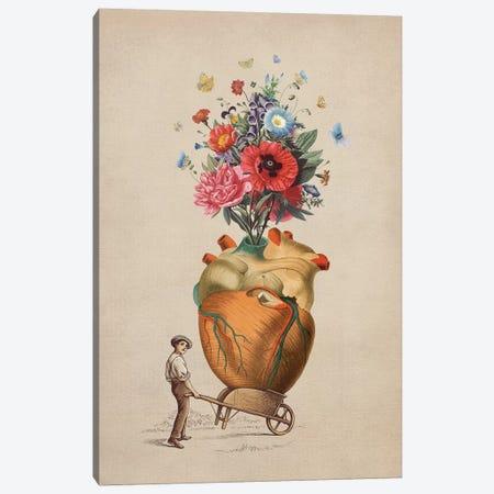 A Gift For You Canvas Print #EDI1} by Enkel Dika Canvas Art