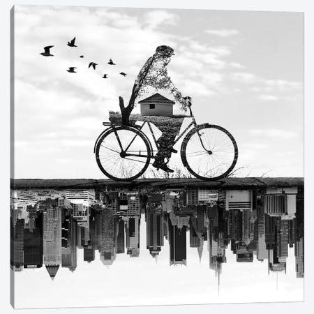 In Between Canvas Print #EDI20} by Enkel Dika Canvas Art Print