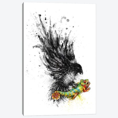 Monotony Strikes Back Canvas Print #EDI38} by Enkel Dika Canvas Wall Art