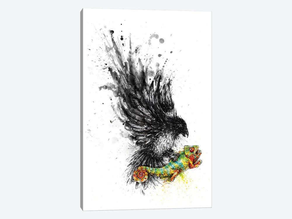 Monotony Strikes Back by Enkel Dika 1-piece Canvas Art Print