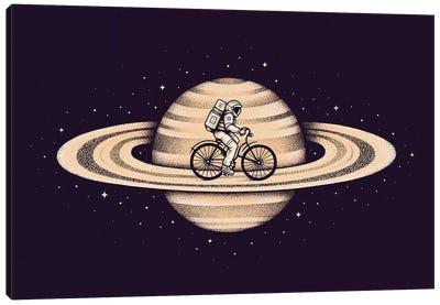 Space Ride II Canvas Art Print