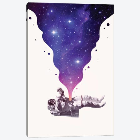 Space Within Canvas Print #EDI55} by Enkel Dika Art Print