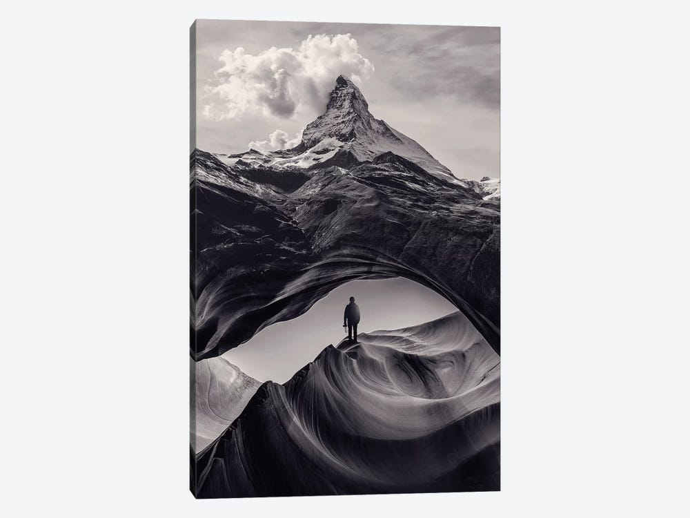 The Great Outdoors I by Enkel Dika 1-piece Canvas Art