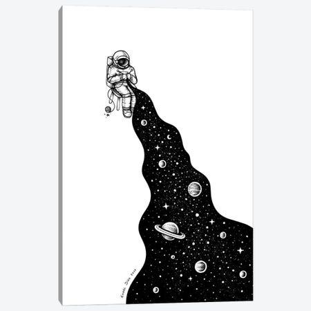 Universe Is Knit Canvas Print #EDI64} by Enkel Dika Canvas Art