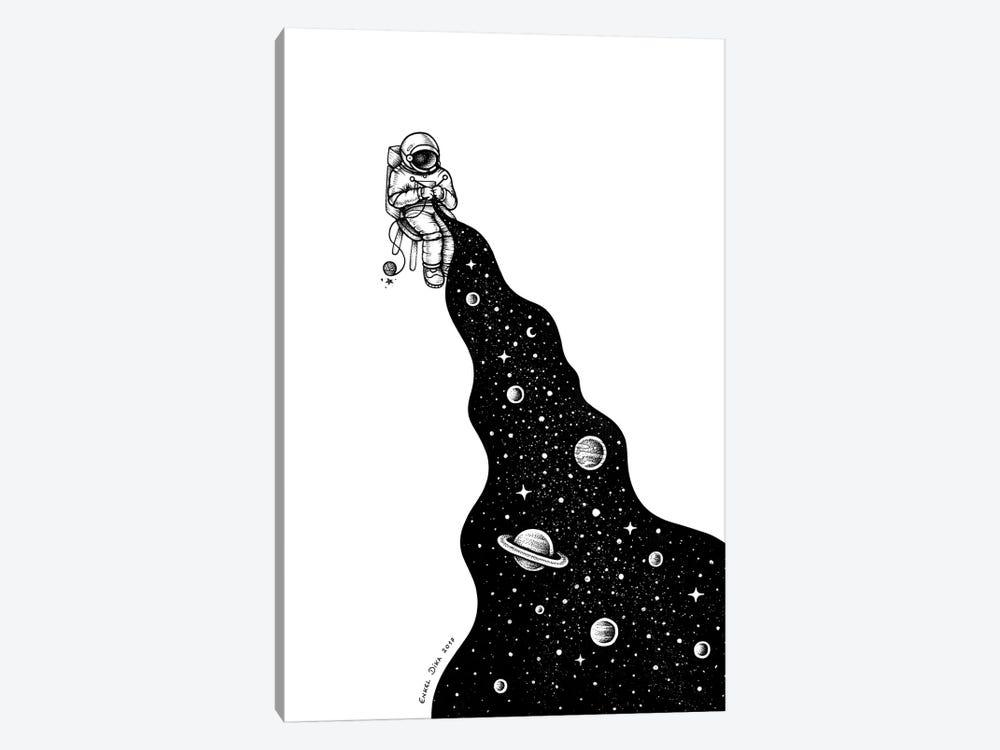 Universe Is Knit by Enkel Dika 1-piece Canvas Artwork