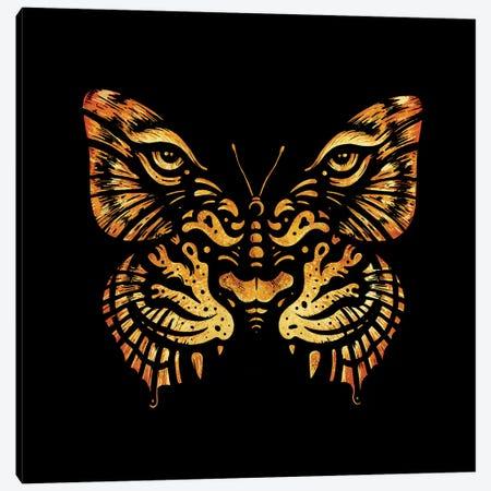 Camouflage Canvas Print #EDI8} by Enkel Dika Canvas Artwork
