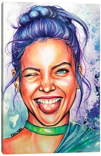 Have Fun Canvas Art Print