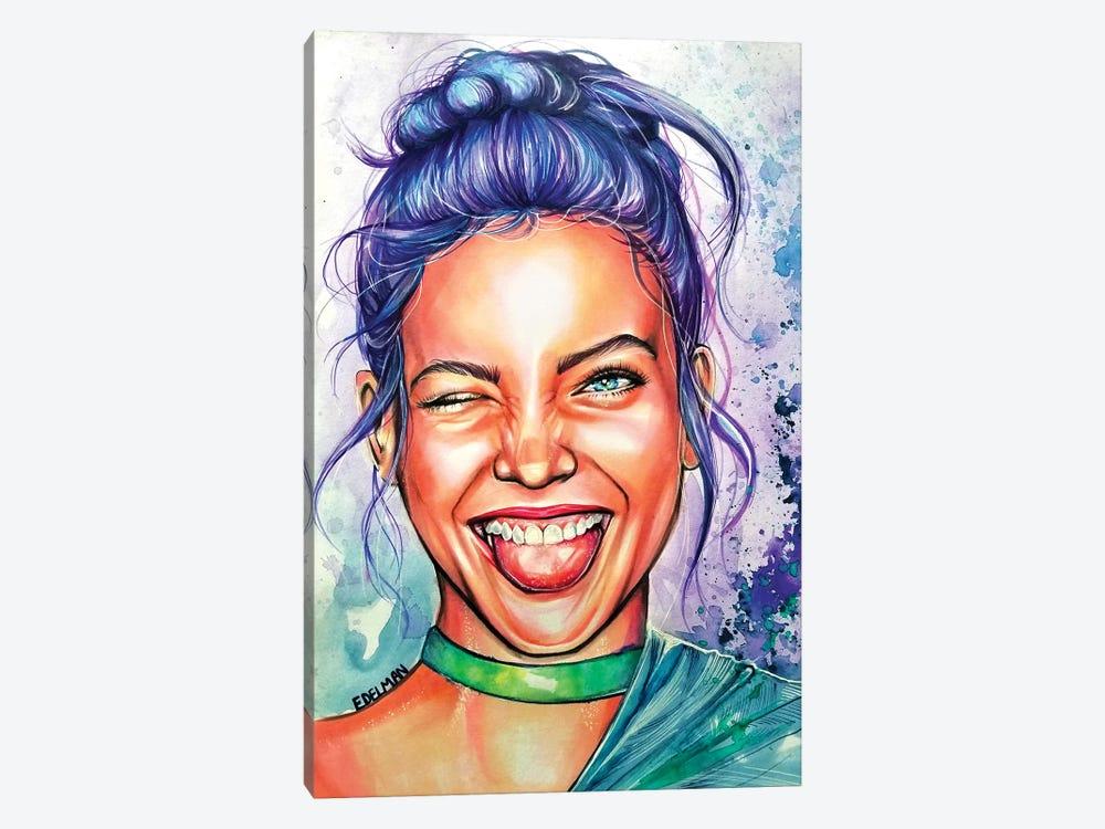 Have Fun by Kelly Edelman 1-piece Canvas Wall Art