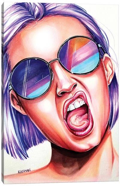 Mood Canvas Art Print