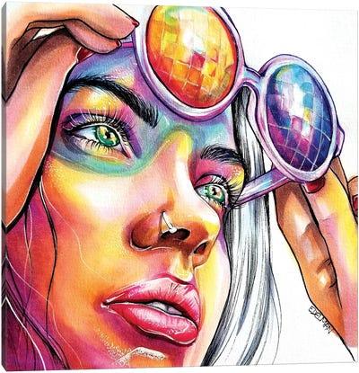 New Perspective Canvas Art Print