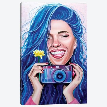 Camera Canvas Print #EDL4} by Kelly Edelman Canvas Art