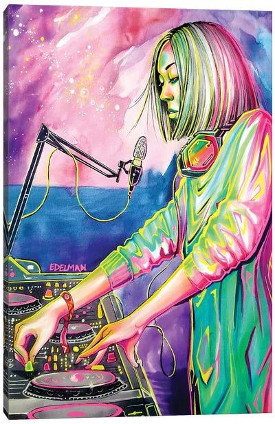 Festival Nights Canvas Art Print