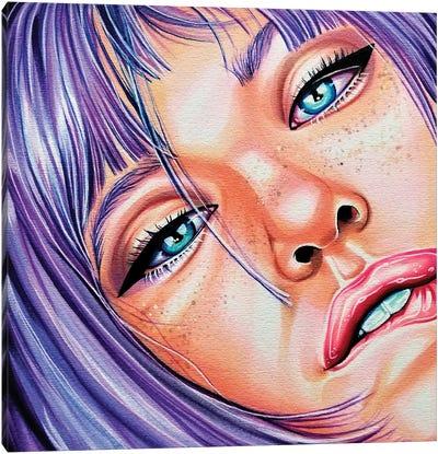 Soft Beauty Canvas Art Print