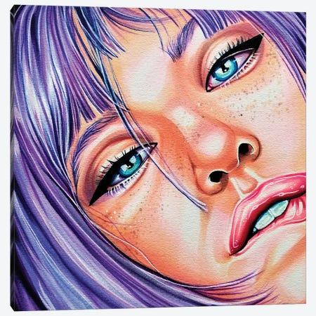 Soft Beauty Canvas Print #EDL68} by Kelly Edelman Canvas Artwork