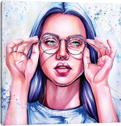 Clarity Canvas Art Print