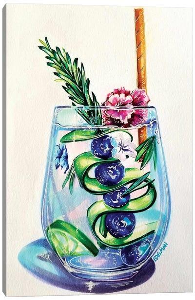 Drink Canvas Art Print