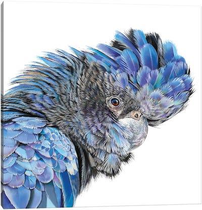 Feeling Blue? Me Too Canvas Art Print