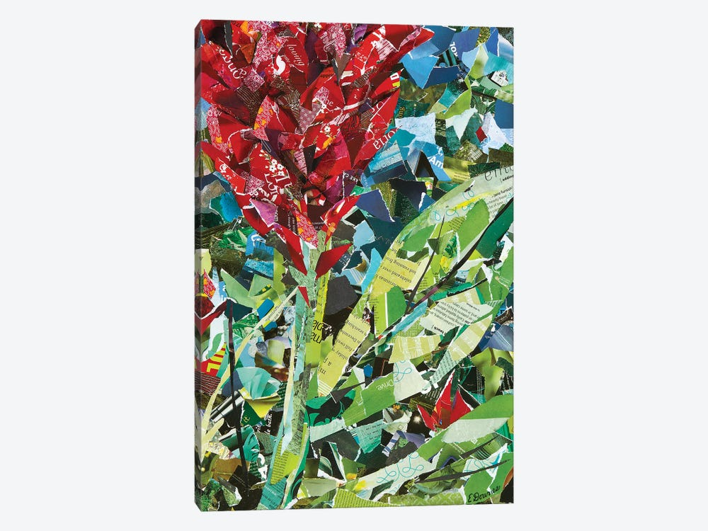 Red Ginger by Eileen Downes 1-piece Art Print