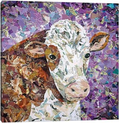 The Curious One Canvas Art Print