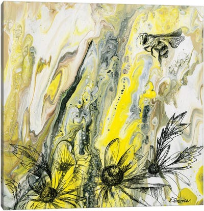 Thepollinator Canvas Art Print