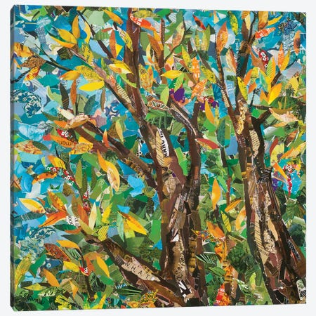 Glory Canvas Print #EDO3} by Eileen Downes Canvas Art