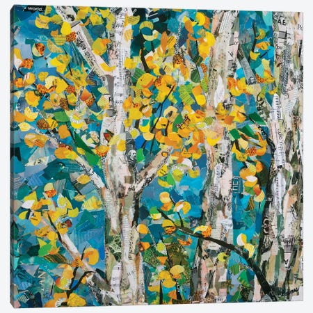 Hope Canvas Print #EDO5} by Eileen Downes Canvas Art Print