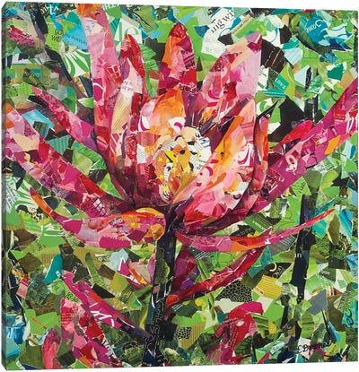 Kula Garden Bloom Canvas Art Print