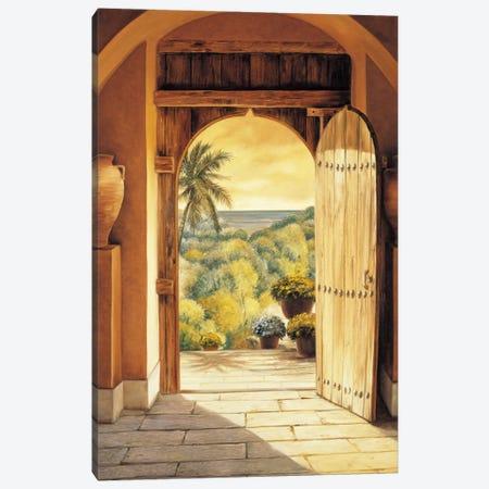 Mar Vista Canvas Print #EDU5} by Eduardo Canvas Art