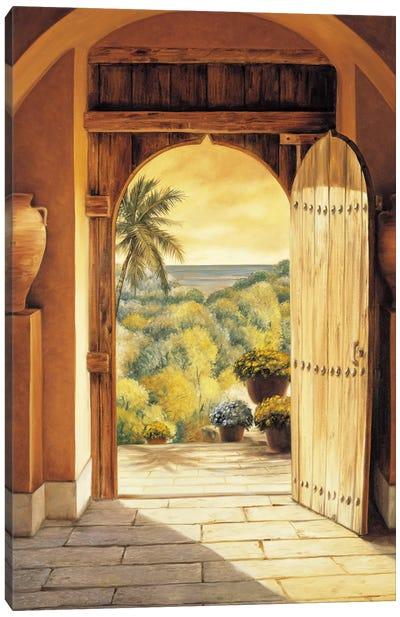 Mar Vista Canvas Art Print