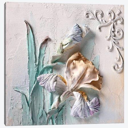 Irires Canvas Print #EER4} by Evgenia Ermilova Canvas Artwork