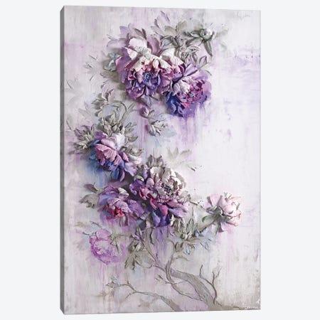 Purple Rain Canvas Print #EER9} by Evgenia Ermilova Canvas Print