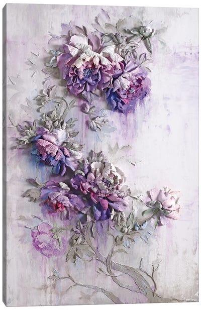 Purple Rain Canvas Art Print